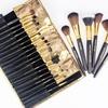 24 Piece Copper Pro Makeup Tool Kit