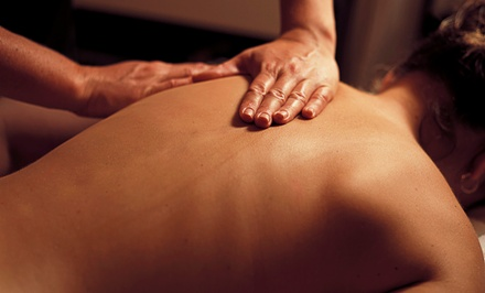 One 55-Minute Massage with Optional Three-Month Membership at Medicine Massage (Up to 68% Off)