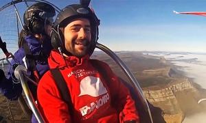 Parapente Bizkaia: Instrucción y vuelo en paratrike en Orduña por 59,90 €