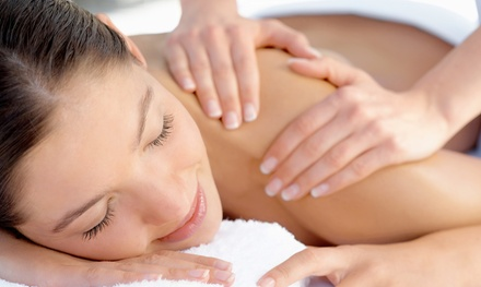 Head and Full Body Massage and Facial at Ajeenas Beauty Boutique, Chelsea (69% Off)