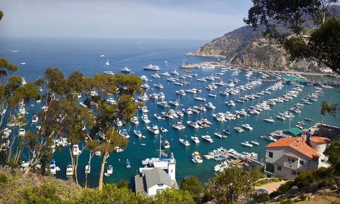 null - Orange County: Stay at Casa Mariquita Hotel on Catalina Island, CA