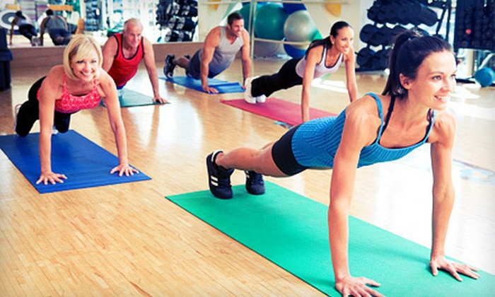 Move Fitness Studio - Downtown West Palm Beach: 5 or 10 Fitness Classes at Move Fitness Studio in West Palm Beach (Up to 75% Off)