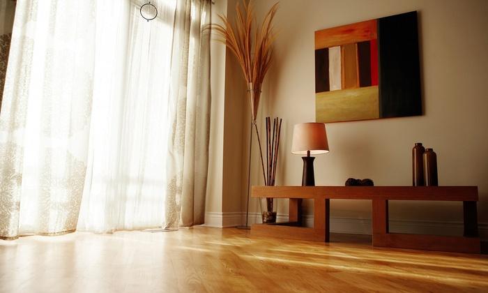 Fabulous Floors - Copperfield Westcreek Village: $99 for 200 Sq. Ft. of Hardwood-Floor Resurfacing from Fabulous Floors ($198 Value)