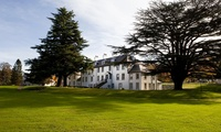 Perthshire: 1 or 2 Nights For 2 With Breakfast and Option For Dinner at Moness Resort