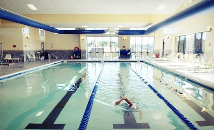 $39 for a One-Month Gym Membership at Sky Club Fitness & Spa ($159 Value)