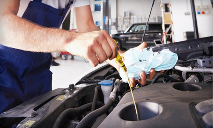 Midas San Rafael - San Rafael: Two Conventional or Synthetic Oil Changes with Tire Rotations and Inspections at Midas San Rafael (Up to 76% Off)