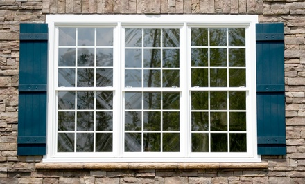 Installation of One, Four, or Eight Energy Star Windows from Zen Windows (Up to Half Off)