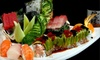 Wildfish - Multiple Locations: $20 for $40 Worth of Japanese Food and Drinks at Wildfish