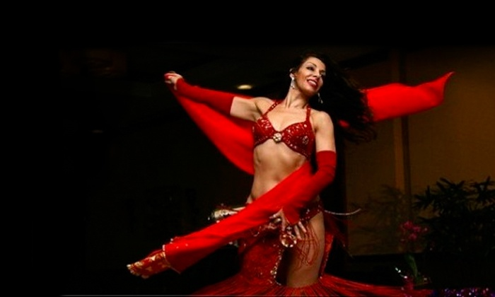 Amira Mor International Entertainment Company - Hasbrouck Heights: 10 Belly-Dancing Classes for One or Two at Amira Mor International Entertainment Company (Up to 79% Off)