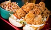 Nola's: A Taste of New Orleans - Downtown Los Angeles: Creole Dinner for Two or Four with Dessert and Drinks at Nola's: A Taste of New Orleans (Up to 53% Off)