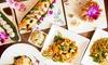 10% Cash Back at Fuji Sushi Asian Cuisine