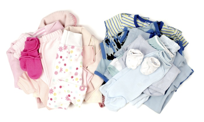 Baby Couture - Downtown: $5 Buys You a Coupon for 20% Off a Children's Clothing or Accessory Purchase Over $75 at Baby Couture