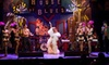 """Up to 48% Off """"Bustout Burlesque"""" Show"""