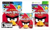 Angry Birds Trilogy: Angry Birds Trilogy for Nintendo 3DS, Xbox 360, or PlayStation 3