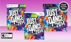 Just Dance 2014 for Wii, Xbox 360 Kinect, or PS3 Move