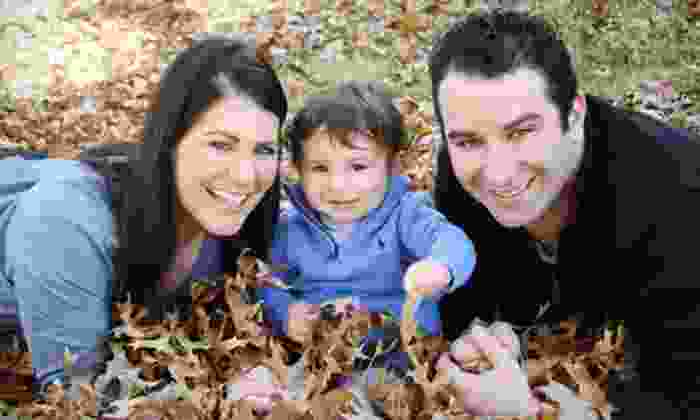 Joel Marion Photography - Valley Park: $85 for One-Hour Portrait Session with CD of 50 Photos from Joel Marion Photography ($500 Value)