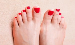 Illinois Foot & Ankle Clinic: Toe-Fungus Removal for One or Two Feet at Illinois Foot & Ankle Clinic (Up to 67% Off)