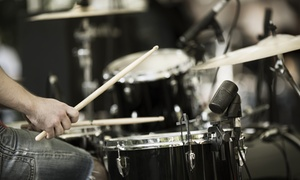 Boston Drum Lessons: Two Private Music Lessons from Boston Drum Lessons (50% Off)