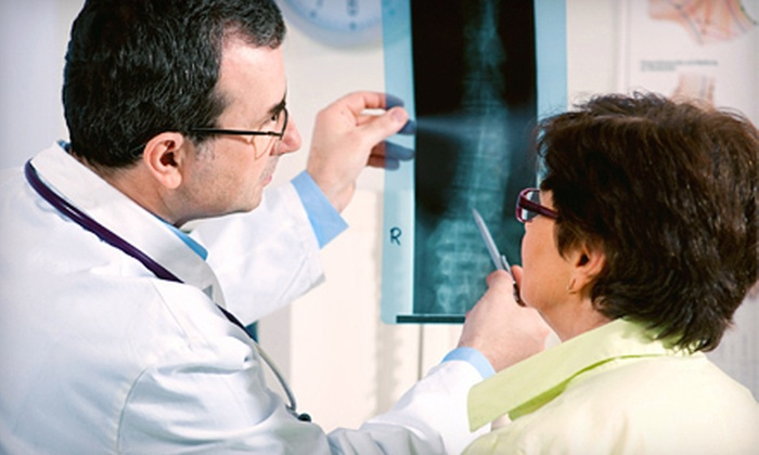 Lobacz Chiropractic - Evansville: Chiropractic Consultation, Exam, X-rays, and Three or Five Adjustments at Lobacz Chiropractic (Up to 87% Off)