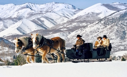Groupon Deal: Stay at Homestead Resort in Midway, UT. Dates Available into April 2015.