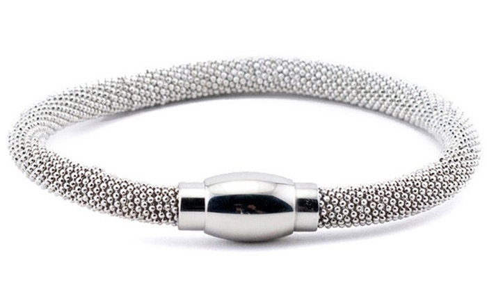 Touch of Gem - Lawrence Heights: C$39.98 for Sterling Silver Bracelet from Touch of Gem (C$79.99 Value)