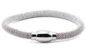Touch of Gem: CC$39.98 for Sterling Silver Bracelet from Touch of Gem (CC$79.99 Value)