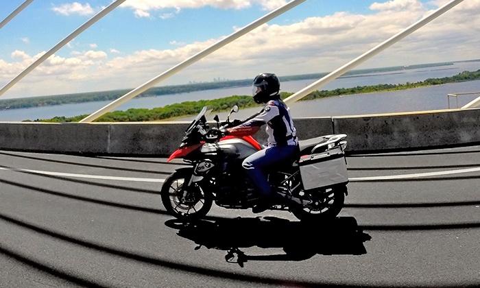 BMW Motorcycles of Jacksonville - Bellair-Meadowbrook Terrace: 24- or 48-Hour BMW Motorcycle Rental from BMW Motorcycles of Jacksonville (Up to 54% Off)