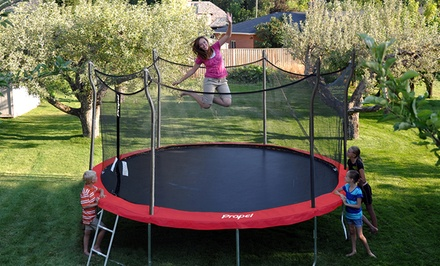 Propel Trampolines 14 Ft. Trampoline Kit