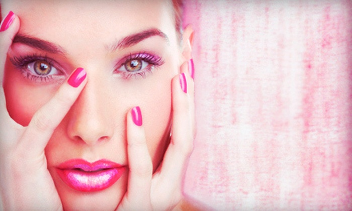 Beauty Call - Southside: Spa Manicure or Spa Facial at Beauty Call (Half Off)