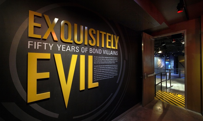 International Spy Museum - Downtown - Penn Quarter - Chinatown: Visit to the International Spy Museum for One or Two Adults (Up to 48% Off)