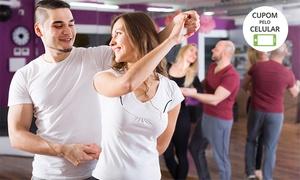Casa de Dança Carlinhos de Jesus: 1, 3 ou 6 meses de aula de dança na Casa de Dança Carlinhos de Jesus – Botafogo