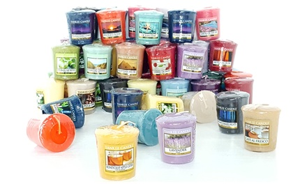 Yankee Candle 12 Assorted Votives