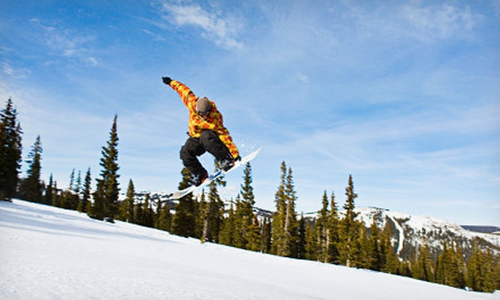 Clear Fork Resort - Worthington: All-Day Ski-Lift Pass at Clear Fork Resort ($46 Value)