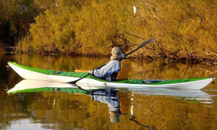 The Headwaters - Lodi: $19 for a Full-Day Rental of a 12-Foot Kayak or Standup Paddleboard from The Headwaters ($45 Value)