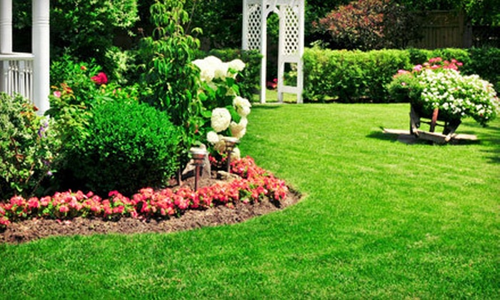 Gardens of Enchantment - Fairgrounds: $99 for Three Man-Hours of Landscaping from Gardens of Enchantment ($210 Value)