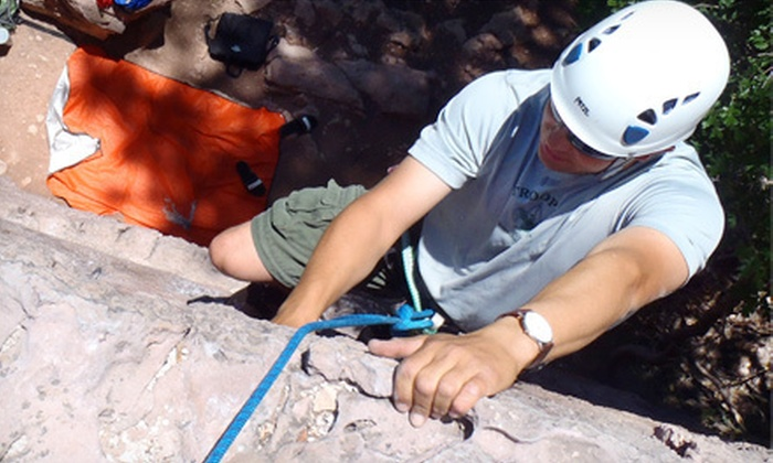 Rappel AZ - Fountain Hills: $89 for a Three-Hour Rock-Climbing and Yoga Package at Rappel AZ ($180 Value)