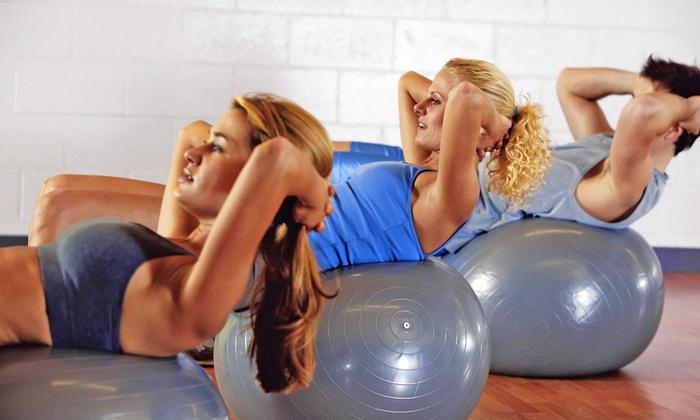 Bridgeport Fitness - Tigard Neighborhood Area 9: 10 Women's Boot-Camp Classes or One Month of Unlimited Classes at Bridgeport Fitness (80% Off)