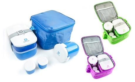 Bentgo Lunchbox Set (6-Piece) 2f49af0e-fb8d-43bc-b2ef-e61198065d70