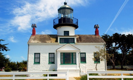 Stay at Lighthouse Lodge and Cottages in Pacific Grove, CA. Dates into April.