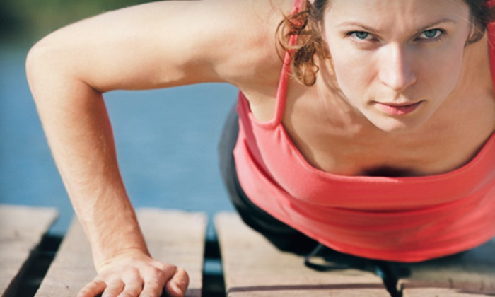 New Jersey Adventure Boot Camp - Bernards Township: Six Boot-Camp Classes for One or Two from New Jersey Adventure Boot Camp (Up to 81% Off)