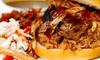 58% Off Tailgate Package at Al's Barbeque