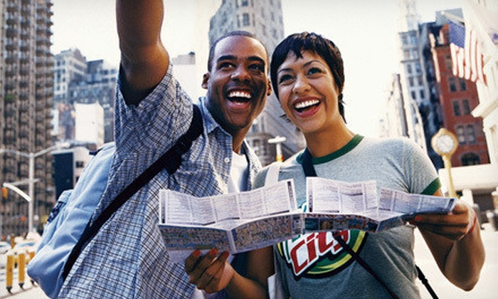 Great Chase: $35 for City Scavenger Hunt from Great Chase ($75 Value)