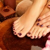 62% Off Pedicure at The Retreat Salon & Day Spa