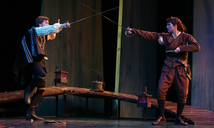 """""""The Lion, the Witch and the Wardrobe"""" - Ethington Theater: """"The Lion, the Witch, and the Wardrobe"""" for Two at Ethington Theatre on February 7–16 (Up to  50% Off)"""