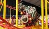 Kinderstad - Tickets NL - Heerlen: Tageskarte für die Indoor-Spielwelt Kinderstad im niederländischen Heerlen (50% sparen*)