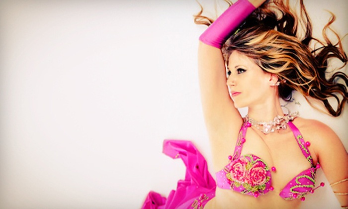 DROM - East Village: 6 or 12 Belly-Dance Classes at DROM (Up to 77% Off)