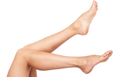 Six Laser Hair-Removal Treatments on a Small, Medium, or Large Area at Novopelle (Up to 58% Off)