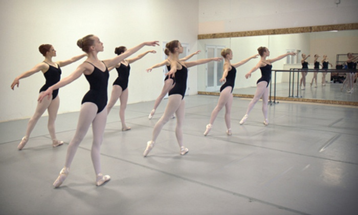 Portland Festival Ballet - Raleigh West: 10 Dance-Fitness Classes or a Five-Day Kids' Camp with a Final Performance at Portland Festival Ballet (Up to 77% Off)