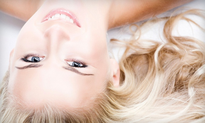 Hair Attractions - Dobson Ranch: Haircut and Deep Conditioning with Option of Partial or Full Highlights at Hair Attractions in Mesa (Up to 62% Off)
