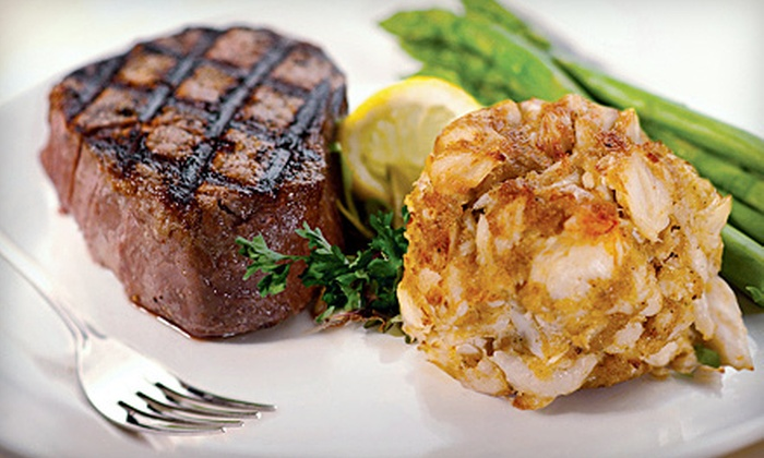 Barrett's Grill - Hunt Valley: Upscale American Cuisine for Lunch, Brunch or Dinner at Barrett's Grill (Half Off)